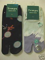 Tabi Flip Flop Toe Socks